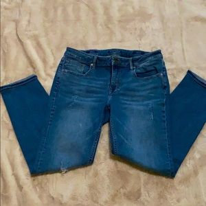 Vigoss Distressed Jean